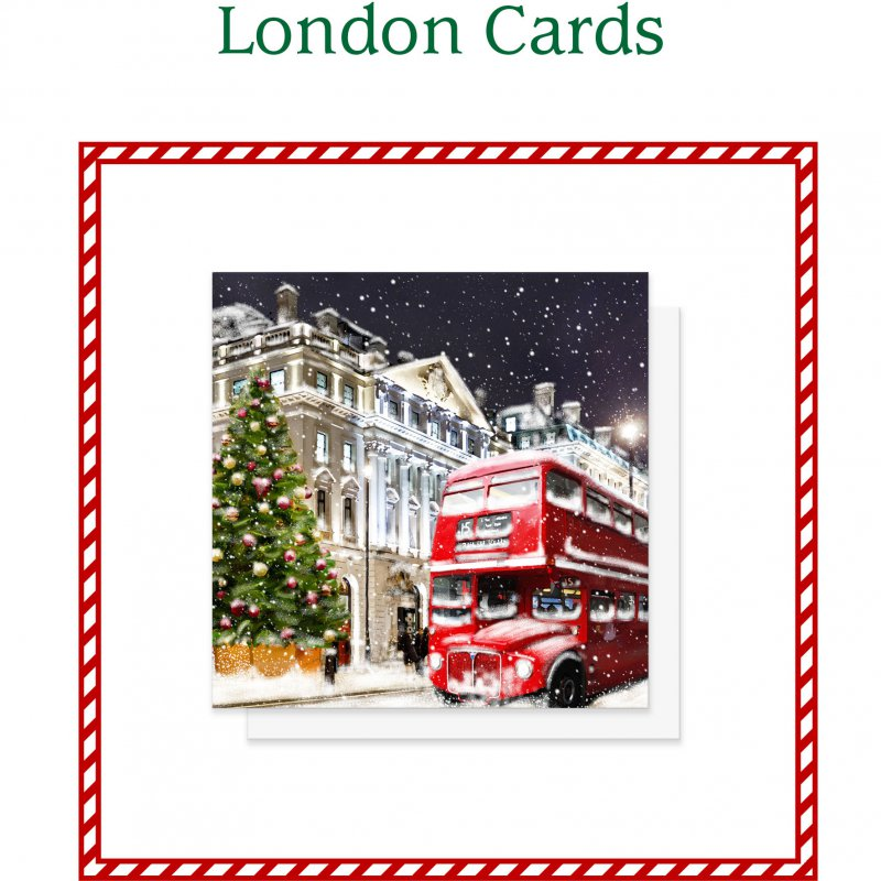 London Christmas Cards