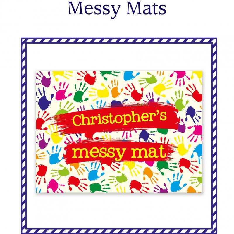 Messy Mats