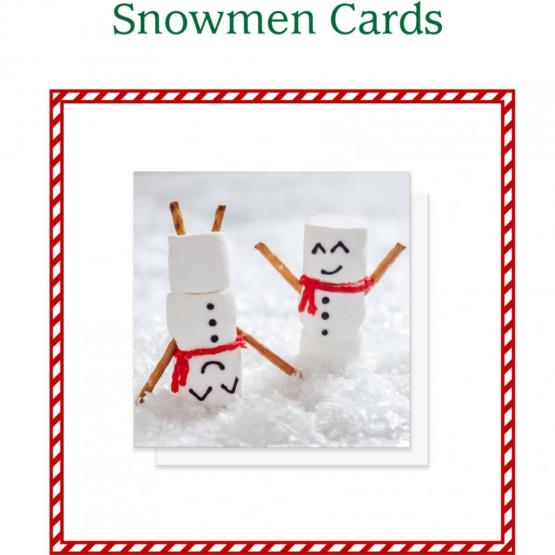 Snowmen Cards