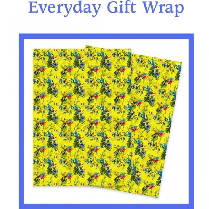 Everyday Gift Wrap